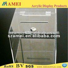 POP transparent make up box/acrylic box/acrylic