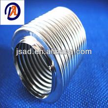 High pressure corrugated pipe hydraulic compensator