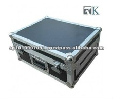 RK mackie flight mixer case 10 inch DJ Mixer Case with Sliding out Front, fits most 10 inch Mixers