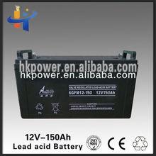12v 150ah gel 150ah tubular battery for ups