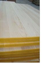 QINGFA paulownia edge glued solid wood panels