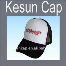 2012 Cotton printed baseball cap mesh
