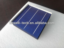 Polycrystalline Solar Cells 6X6 Solar Panel Price,156X156mm 3BB Solar Photovoltaic Cells For Sale