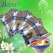 Food grade natural preservatives in flour