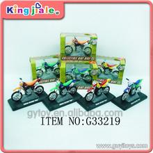 plastic mini toy motorbike