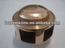 highly quality wheel axle bush bronze casting /marine hardware