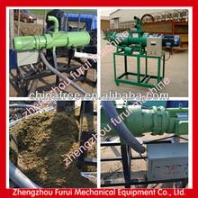 animal Dung Water Separator /pig farm screw press separator /Dewater Machine