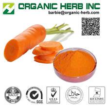 High quality Carrot Extract/ Beta-Carotene 1%-30%
