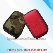 Top selling camouflage color case for digital camera, hard eva camera case&bag