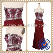 2014 New Arrival Jennifer Lopez Zuhair Murad Red Carpet Sexy Long Knit Evening Dress
