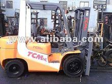 good used 3 ton tcm forklift