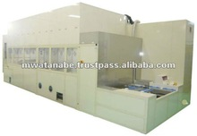 High Throughput batch type wafer precise cleaning system for solar panel wafer manufacturing : EXA