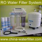nano filter water purifier Wall mounted 50G RO Membrane water treatment