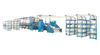 RSM3/3 Multi-axial Warp Knitting Machine with Weft Insertion