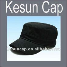2012 black baseball cap flat top
