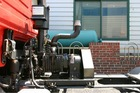 wing type air compressor for the bulk traliers or stationary