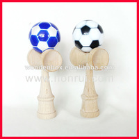 2014 new Beech Wood Kendama toy for kids