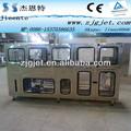 Zhangjiagang 5 galões garrafa de água mineral de enchimento monobloco