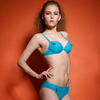 2014 Swimwear! Beauty sexi girl swimwear models