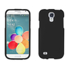Newest Realesed Samsung S4 Mini Black Hard Rubberized Snap-On Cover Case