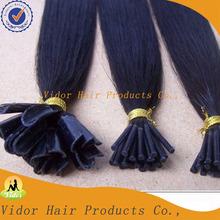U Tip Hair,Italian Keratin Pre-bond Hair Extension