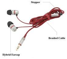 New Hybrid Earphones & Headphones