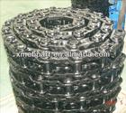 EX200-1 EX120 Hitachi Excavator Track Chain, Komatsu Track Link Assy EX200 Manufacturers
