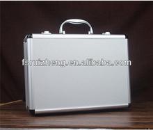 Silver aluminum wholesale plastic tool case box RZ-C414