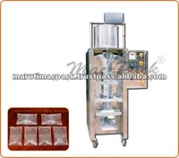 Form Fill-Seal Intermittent machine suitable to pack Milk, Soft-drink, Mineral water, Yogurt (Lassi)