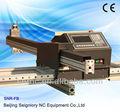 عالية الوضوح وعملية economcal snr-fb تصنيع معادن cnc آلة قطع البلازما المحمولة