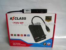 2013 South America IKS free AZCLASS MINI HD decoder