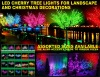 LED TREE LIGHTS FOR DECORATIONS