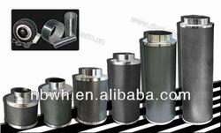 hydroponics equipment activated carbon fiber filter shops