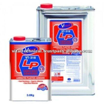 Vt-318 resistencia al calor LP adhesivo de contacto