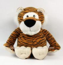 cute tiger stuffed plush sitting tiger
