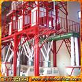 De moagem de milho moinho,/milho farinha de milho equipamentos de processamento, milho/milho silo de armazenamento
