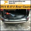 2014 RAV4 Stainless Steel Rear Bumper Guard For Toyota