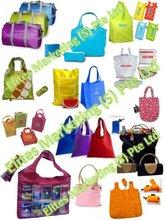 Recycle Foldable Bag, Shopping Bag