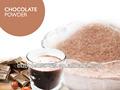 Instant Schokoladengeschmack pulver