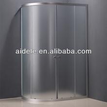 simple no basin beautiful shower enclosure