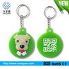 3d custom shaped keychain,custom rubber keychains