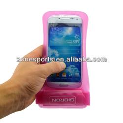 Waterproof Zipper Bag,waterproof bag for phone and camera,Swimming and diving equipment