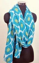 100% pure cashmere silk printed scarfs