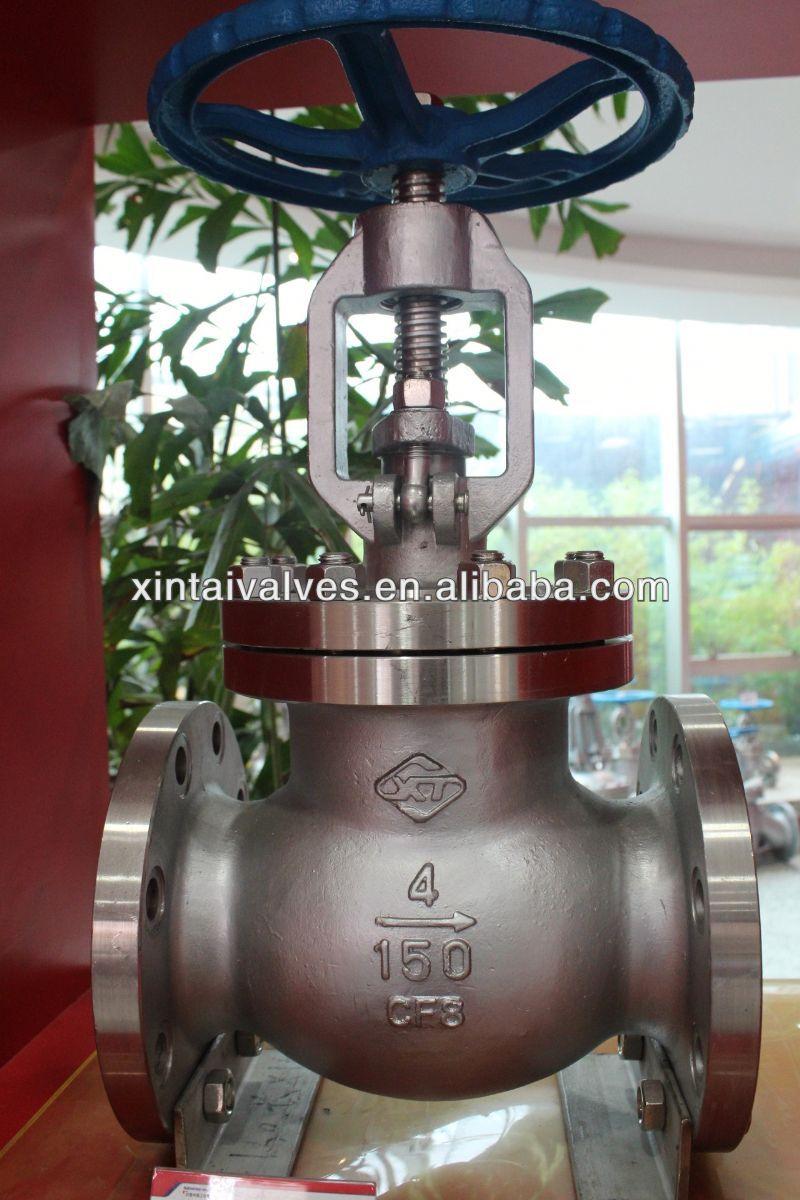 Globe Control Valves Valves Wenzhou Globe Valve