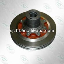 deutz diesel engine FL912 spare part pulley crankshaft