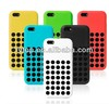 For iphone 5c silicon case Factory