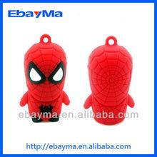SpiderMan usb flash drive / Batman usb flash drive/customize marvel comics superman usb flash drive