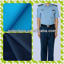 "Military Navy / Air Force / Army Uniform fabrics - TR 65/35 32/2*32/2 56*53 57/58"" PLAIN - 2014 HOT SALE TEXTILE"