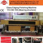 CE Vertical glass processing machine/ Edge polishing machine for glass YD-EM-10S