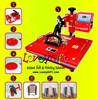 8 in 1 Combo Heat Press machine
